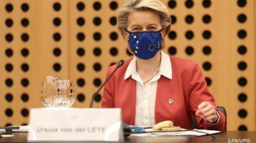 Глава ЕК отреагировала на наплыв мигрантов в Литву