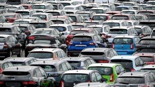 В Украине выросли продажи новых легковых автомобилей