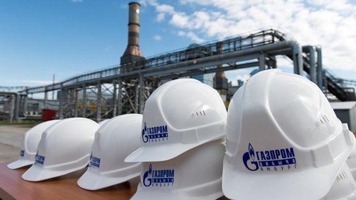 Газпром отказался от годовой брони транзита через Украину