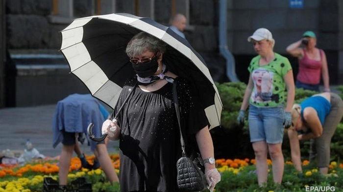 В Украине 617 новых случаев COVID-19 за день