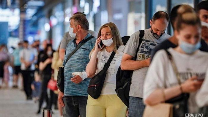 В Украине прогнозируют ухудшение ситуации с COVID