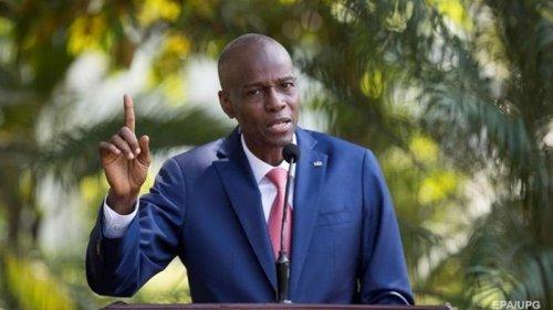 Президента Гаити застрелили в его резиденции
