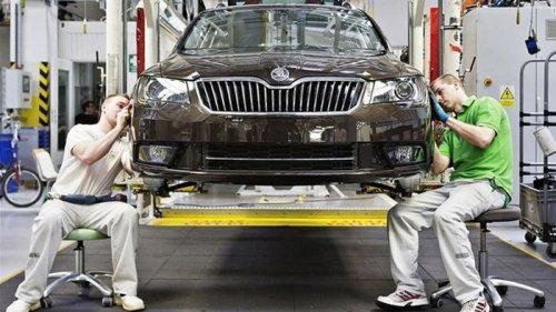 Автопроизводство за год выросло в 2,4 раза