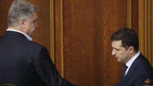У Порошенко самый высокий президентский антирейтинг – опрос