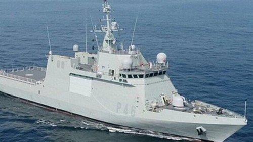 В Черное море вошел испанский военный корабль