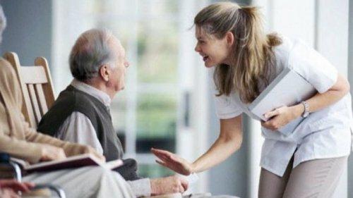 Проблемы психического здоровья среди пожилых людей