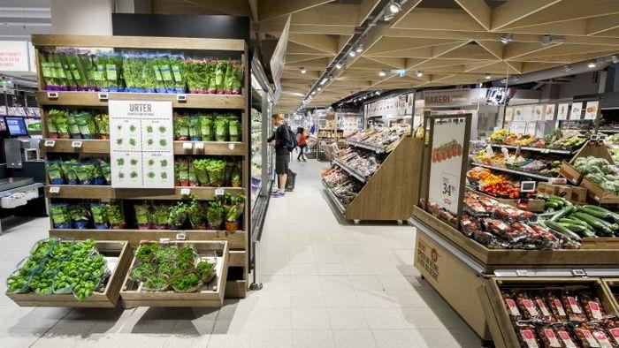 Супермаркет и его преимущества
