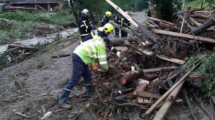 Спасатели предупредили о непогоде на Закарпатье