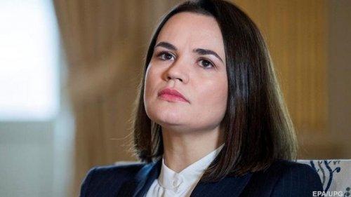 Тихановская рассказала о встрече с Зеленским