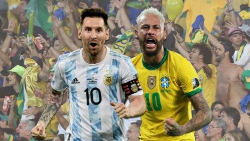 Месси и Неймар признаны лучшими игроками Кубка Америки