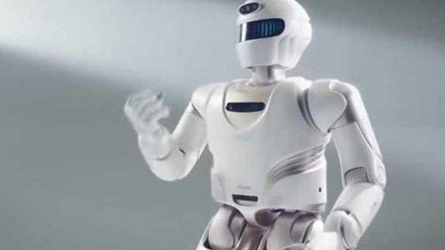Китайцы показали прототип домашнего человекоподобного робота (видео)