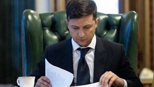 Зеленский ветировал закон о перезапуске ВККС