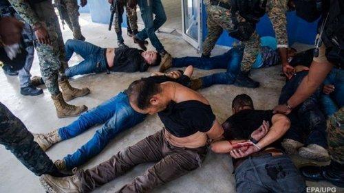 Подозреваемые в убийстве президента Гаити сделали заявление
