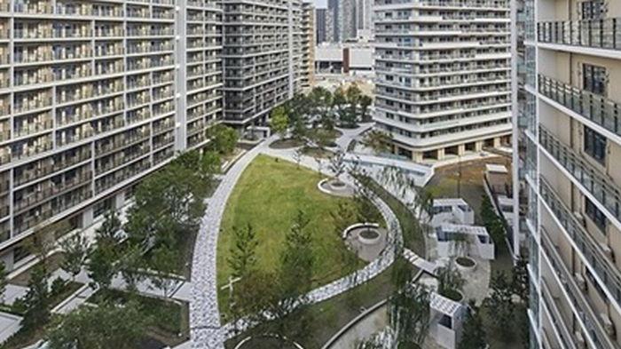 В Токио открыли Олимпийскую деревню (фото)