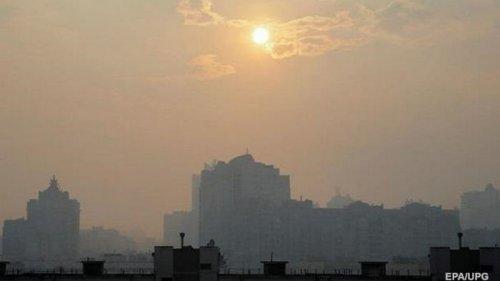 Туча пыли из Сахары накроет Украину