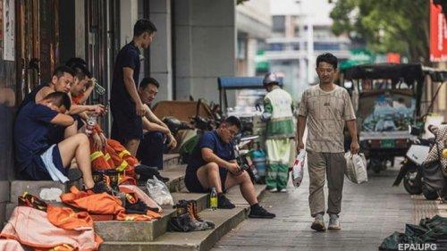 В Китае обрушился отель (фото)