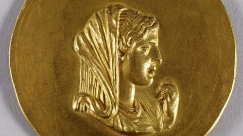 Найдена гробница матери Александра Македонского (фото)