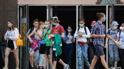 В Украине за сутки свыше 600 случаев COVID-19