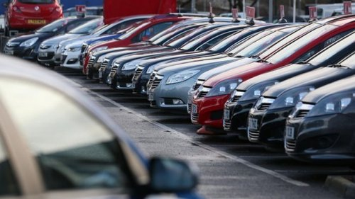 Кабмин готовит запрет на ввоз дизельных и бензиновых авто