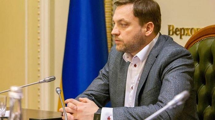 Зеленский поставил Монастырскому главную задачу