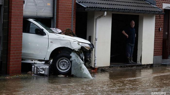 Жертвами наводнения в Бельгии стали 11 человек