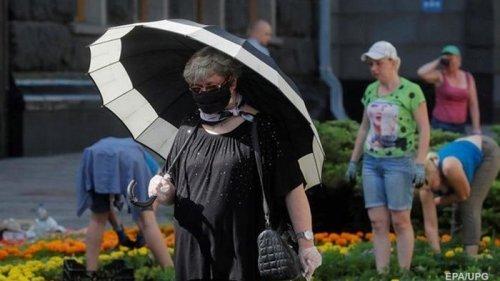 В Украине менее 200 случаев COVID за сутки