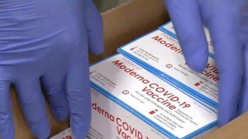 Ляшко назвал сроки вакцинации препаратом Moderna