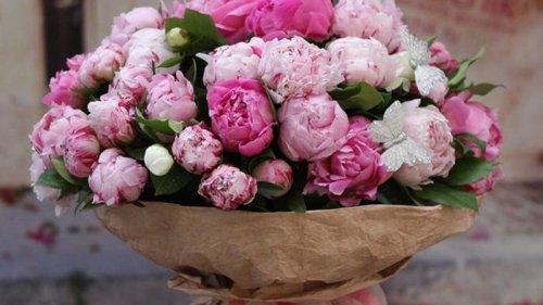 Букети півоній: як обрати найкращі квіти в подарунок