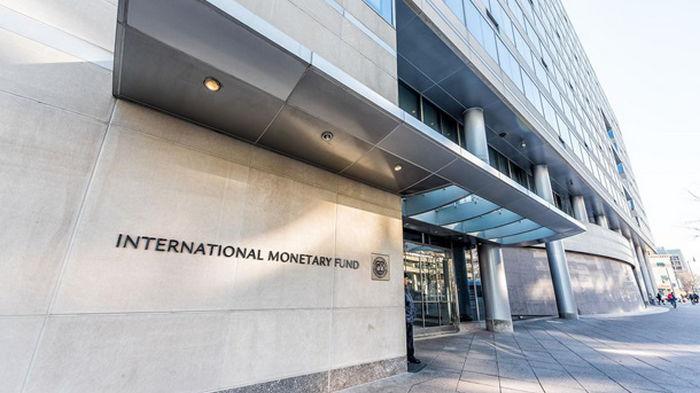 МВФ начал в Украине новый проект