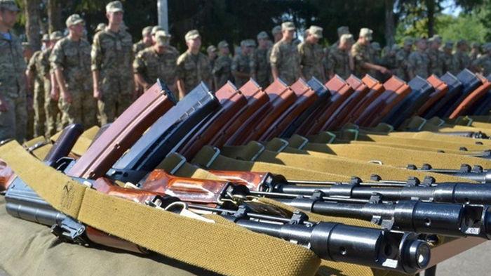 В Раде снова заговорили об отмене призыва в армию