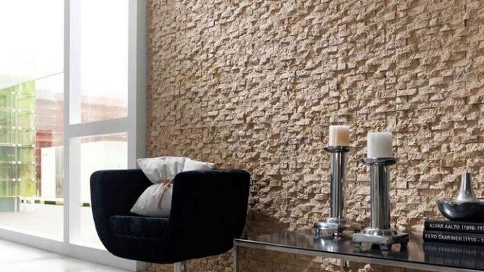 Стеновые панели из искусственного камня: особенности и преимущества