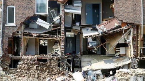 Наводнение в Бельгии: убытки превысили €10 млрд (видео)