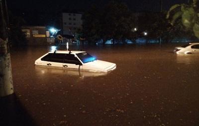 В Одессе просят не купаться в море после дождей