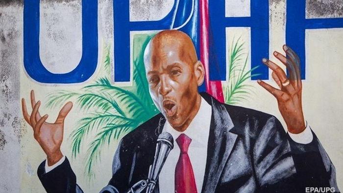 Похоронили убитого президента Гаити