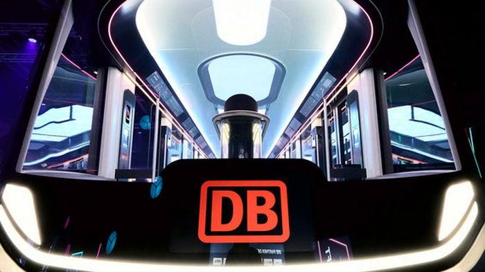 Deutsche Bahn показала новый поезд идей для городских перевозок: фото