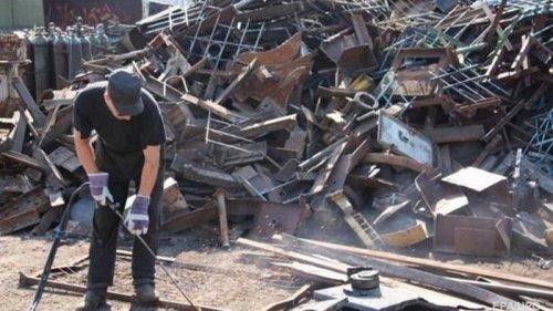 От Кабмина требуют ввести мораторий на экспорт металлолома