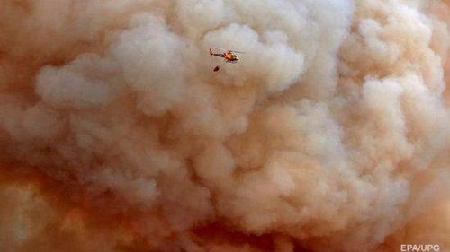 Лесные пожары вспыхнули в трех регионах Испании
