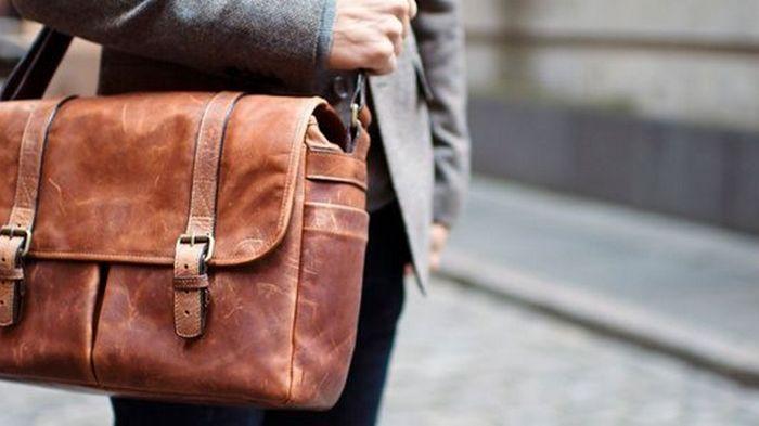 Основные преимущества и особенности мужских кожаных сумок
