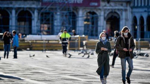 В Италии сообщают о четвертой волне коронавируса