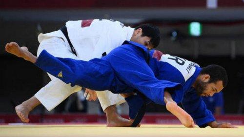 Украинского дзюдоиста дисквалифицировали на Олимпиаде во время схватки