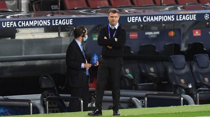Ребров находится в списке кандидатов на пост главного тренера сборной Украины - источник