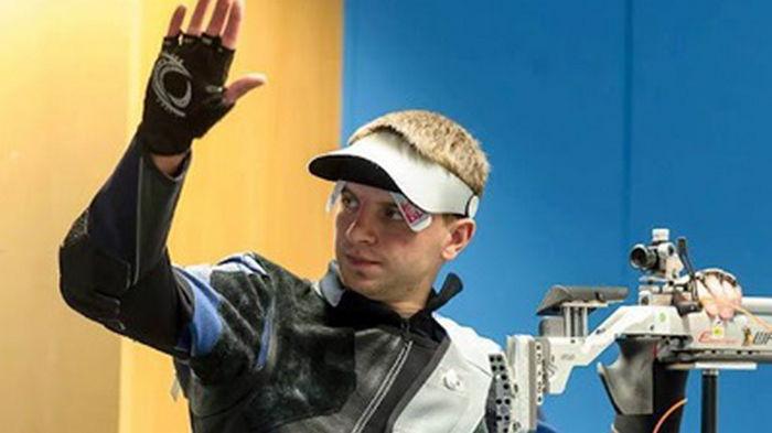 Кулиш выступит в финале Олимпиады в стрельбе из винтовки с трех положений