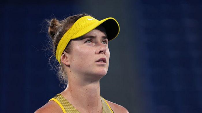 Свитолина выиграла первую теннисную медаль в истории Украины на Олимпийских играх