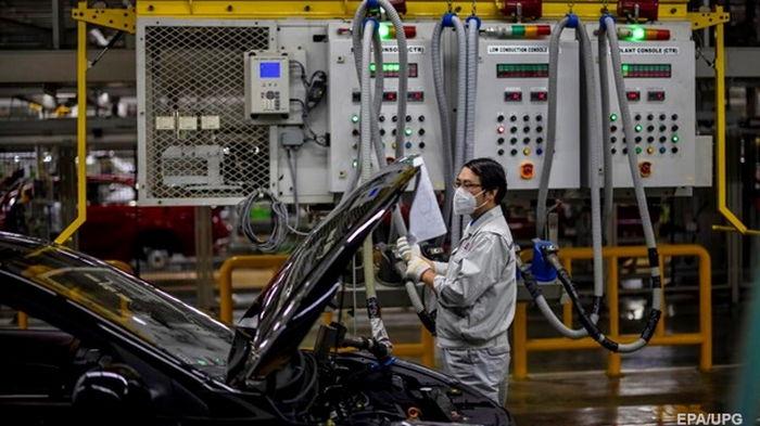 В Китае сильно замедлился рост промышленности