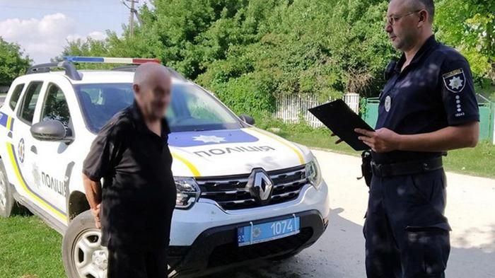 Мужчина с деменцией четыре месяца ездил по Украине