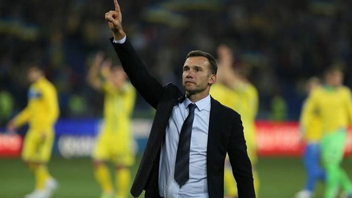 Шевченко покидает пост тренера сборной Украины
