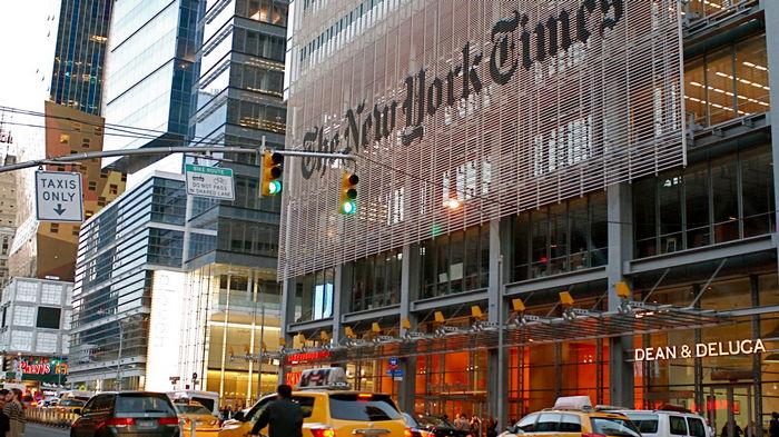 New York Times запрещала своим журналистам расследовать информацию о происхождении COVID-19 — источники