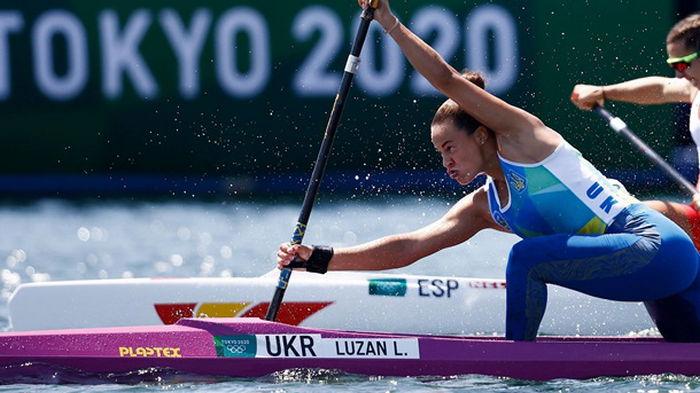 Лузан легко вышла в полуфинал Олимпиады в гребле