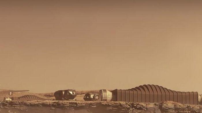 NASA в поисках добровольцев для моделирования жизни на Марсе