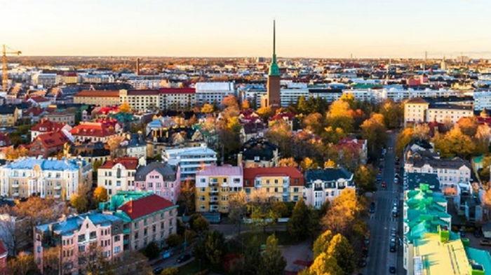 Финляндия изменила правила пересечения границы